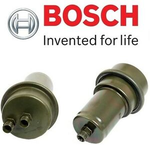 For Porsche Carrera 911 3.6L-H6 Fuel Injection Fuel Accumulator 0438170031 Bosch