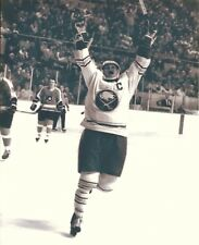 DANNY GARE 8X10 PHOTO HOCKEY BUFFALO SABRES NHL PICTURE