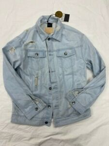 Bon Jovi Denim Jacket Slippery When Wet Brand New w/Tags