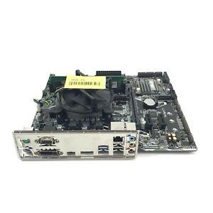 ASUS i5-7400 @ 3.00 GHZ 1X8GB DDR4 Motherboard CPU Fan & IO Shield