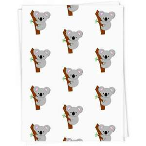 'Koala On Tree' Gift Wrap / Wrapping Paper (GI024034)