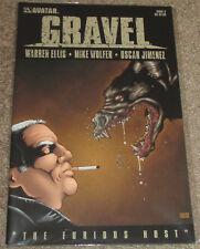 Gravel #5 Regular [Avatar Press] NM-