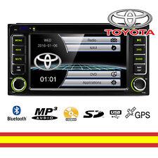 """Radio de coche 6.2"""" Xtrons Android 6.0 HD para Toyota RAV4 Prado Corolla Vios"""