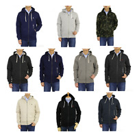 Polo Ralph Lauren Zip Hooded Zip Hoodie Sweatshirt Jacket -- 10 colors --