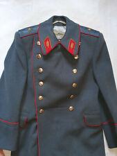 Winter overcoat of the USSR general