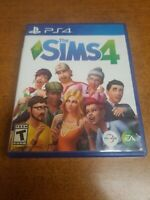 The Sims 4 (Sony PlayStation 4, 2017)