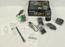 Yaesu Handheld Com/Nav/GPS Transceiver w/ Li Ion Battery FTA-750L REFURBISHED