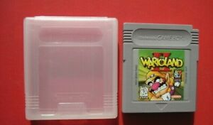 Wario Land II 2 Nintendo Original Game Boy  with OEM Case *Authentic & Saves*