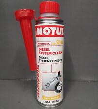 1 x Motul Diesel SISTEMA CLEAN Pulitori SISTEMA CARBURANTE 300Ml#
