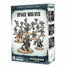Start Collecting Space Wolves - Warhammer 40k - Games Workshop - New