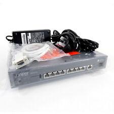 Juniper SRX110H-VA Services Gateway 10Ports Fast Ethernet / DSL / VDSL / Desktop