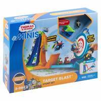 Thomas & Friends Minis Target Blast Stunt Track Set DUNK SIR TOPHAM HATT!!!