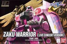 BANDAI HG 1/144 GUNDAM SEED DESTINY Zaku Warrior Live Concert Ver 340948 Japan