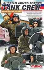 Meng 1/35 fuerzas armadas rusas Tanque tripulación # HS-007