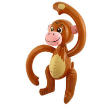 Inflatable Monkey 58cm Party Fancy Dress Prop Animal Jungle