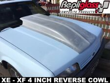 FORD FALCON XE - XF 4 INCH REVERSE COWL BONNET SCOOP EXACT SHAPE OF BONNET