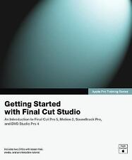 Apple Pro Training Series: Getting Started with Final Cut Studio-ExLibrary