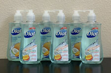 (6) Dial Coconut Water & Mango Hydrating Hand Soap, 7.5 oz each