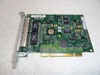 HP 366603-001 012416-000 Quad Port Gigabit Ethernet PCI Adapter