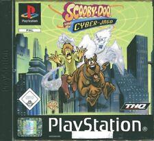 Scooby Doo und die cyber-jagd PLAYSTATION 1 Usato