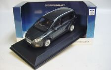 1:43 NOREV 2015 FORD Galaxy minivan Guard Grey COLLECTIBLE DEALER PROMO !!!