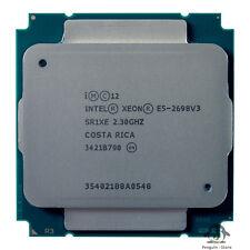 Intel Xeon Processor E5-2698 v3 QS CPU LGA 2011-3 2.3GHz 16 Core QGEN QGN2 SR1XE