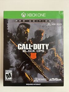 Call of Duty: Black Ops 4 Pro Edition Steelbook (Microsoft, Xbox One)