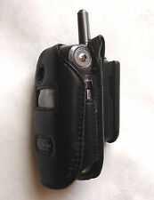 vx8300 LG 8300 Holster flip phone Fine Leather Cell Belt clip skin Case holder
