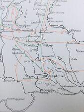 Mantoue 1796 Armée d'Italie Wurmser Vérone Brescia Valeggio Arcole Augereau Pô