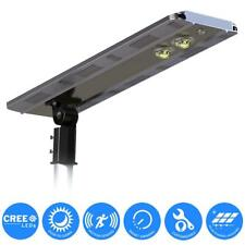 Solar Power SMART LED Street Light for Commercial and Residential Parking Lots