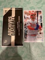 Bryce Harper 2020 Topps Archives 1964 Giant Card RARE Phillies SP