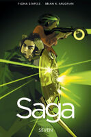 Saga Digital Comics Bundle Volumes 6, 7 and 8 from Image Comics