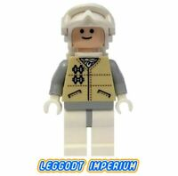 LEGO Minifigure Star Wars - Hoth Rebel - sw252 minifig FREE POST