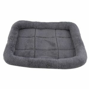 Soft Comfy Bed for Pet Dogs Warm Fleece Sofa Bed for House Pets Warm Blanket