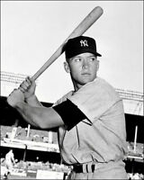 Mickey Mantle Photo 8X10  New York Yankees - Buy Any 2 Get 1 Free
