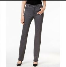 Charter Club Jeans Tummy Slimming Classic-Fit Straight Leg Slate Grey Wash