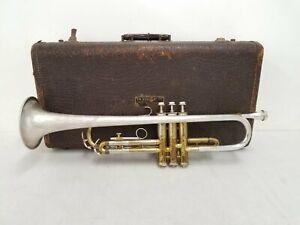 Vintage Reynolds Bb Trumpet #17146 with Case