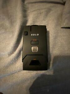 Escort Solo S4 Radar Detector - Cordless