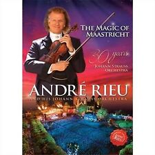 Magic Of Maastricht, DVD