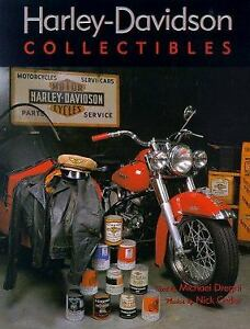 Harley-Davidson Collectibles by Michael Dregni