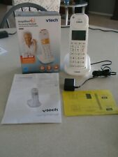 Vtech~ Amplified Accessory Handset with Big Buttons & Display~ SN5107~ Brand New