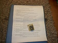 Drake TR-4 replacement relay pcb/instructions
