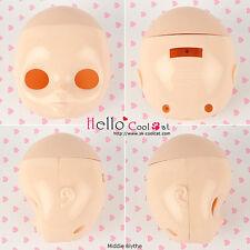 【Middie Blythe】DIY Custom Soft PVC Scalp For Hair Sewing (Values Packs) x 4 Pcs