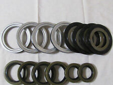 Rockwell 2.5 Ton Front and Rear Axle Seal Kit M35 M109 Military Mud Truck