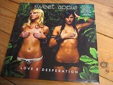 """SWEET APPLE """"LOVE & DESPERATION"""" LP FOC MP3 DINOSAUR JR"""