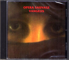 OPERA SAUVAGE Soundtrack CD VANGELIS Hymme Rêve L'Enfant Flamants Roses Irlande