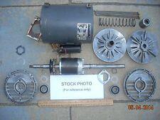 MOTOR REBUILDING SERVICE, Mark VII motor, Shopsmith Tablesaw, AO Smith, GE