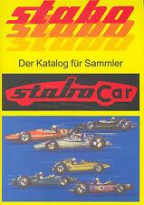 STABO CAR - DER KATALOG FÜR SAMMLER NEU/NEW/NEUF ! super selten ! +++