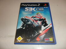 PLAYSTATION 2 PS 2 SBK 08 Superbike World Championship