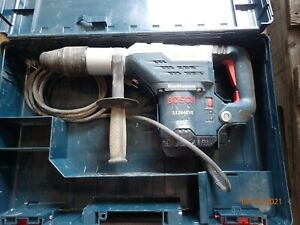 Bosch Rotary Hammer Drill 13-Amp 1-5/8-in SDS-Max Variable Speed Corded